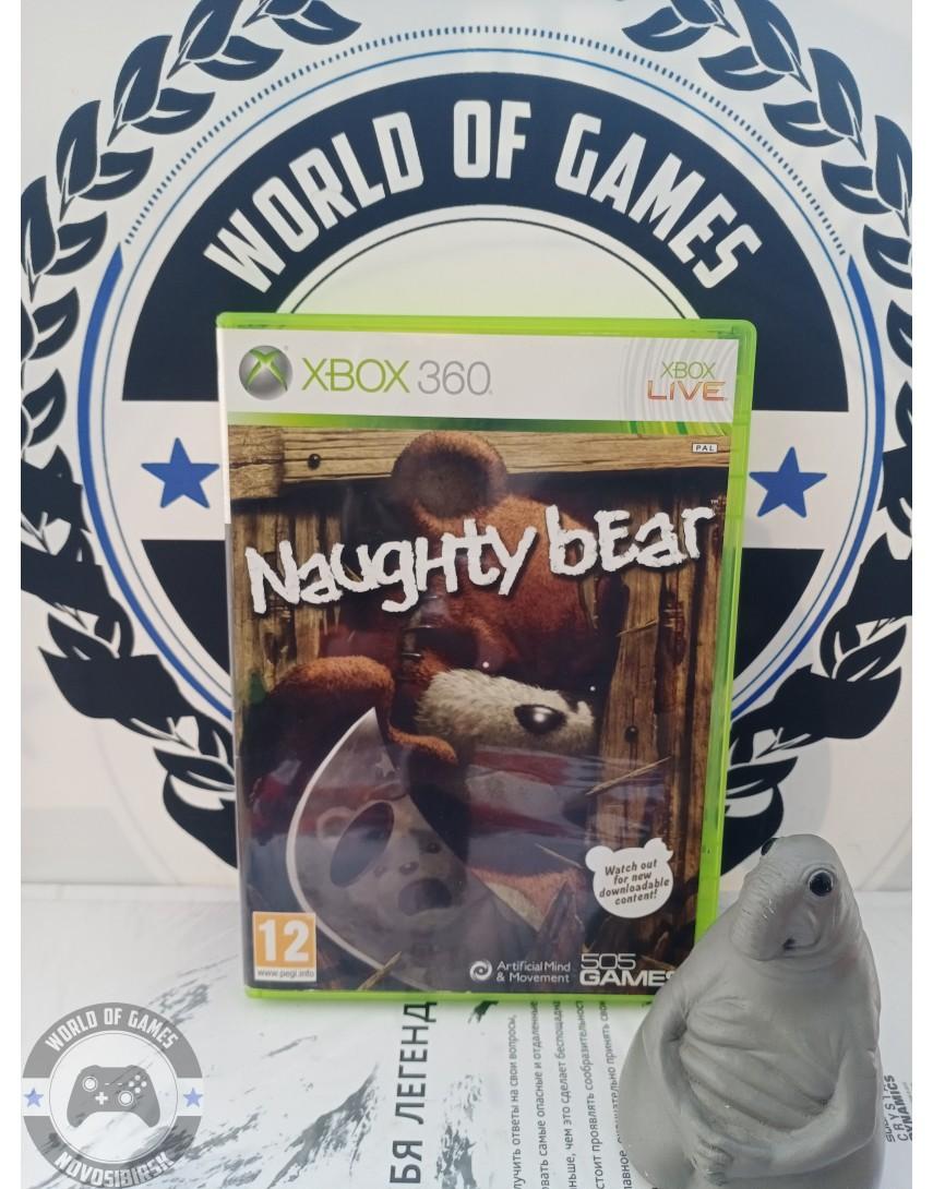 Naughty Bear [Xbox 360]