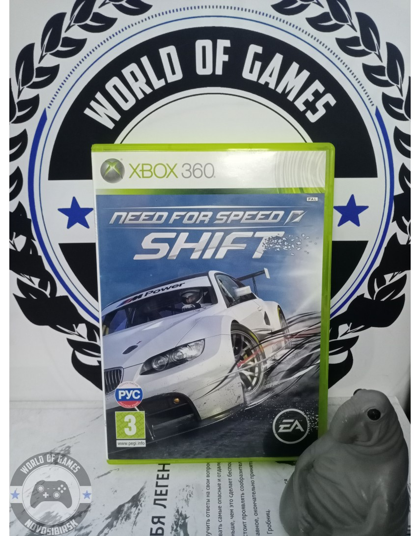 Need for Speed Shift [Xbox 360]