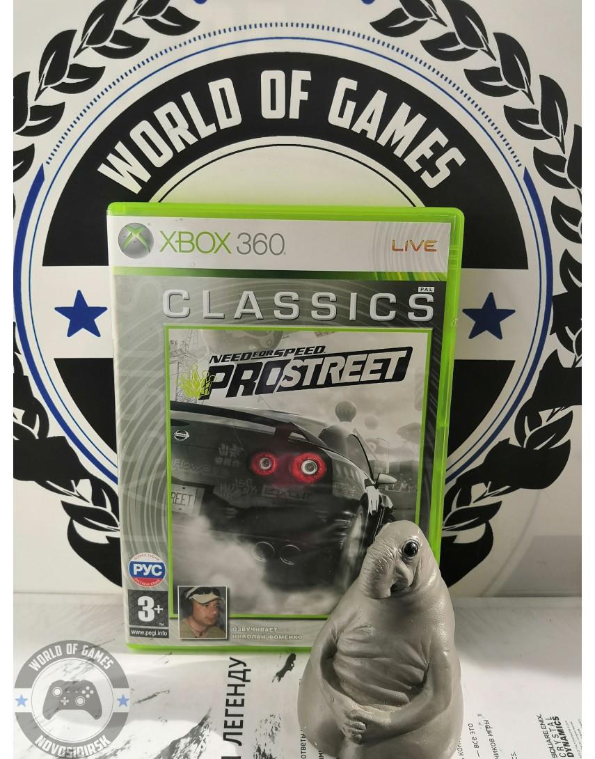 Need for Speed Prostreet [Xbox 360]