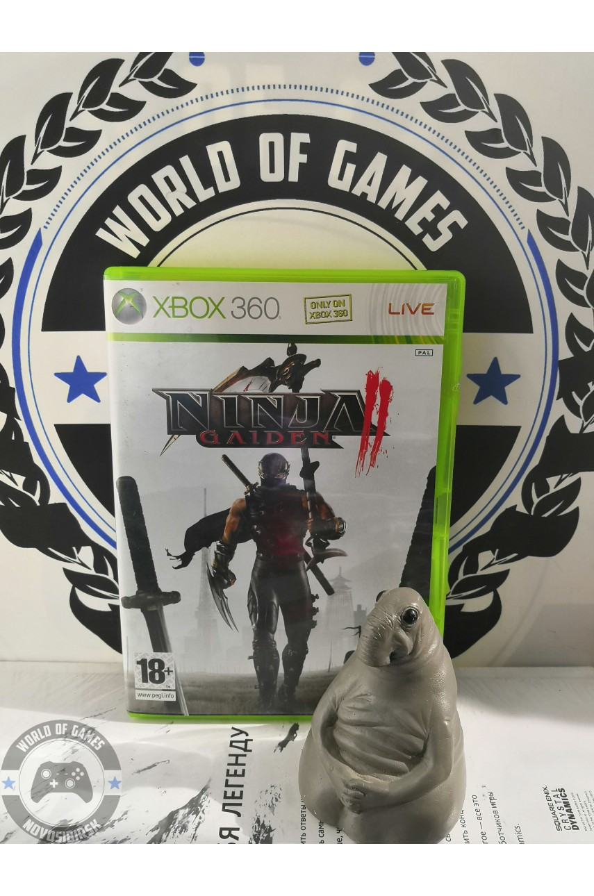 Ninja Gaiden 2 [Xbox 360]