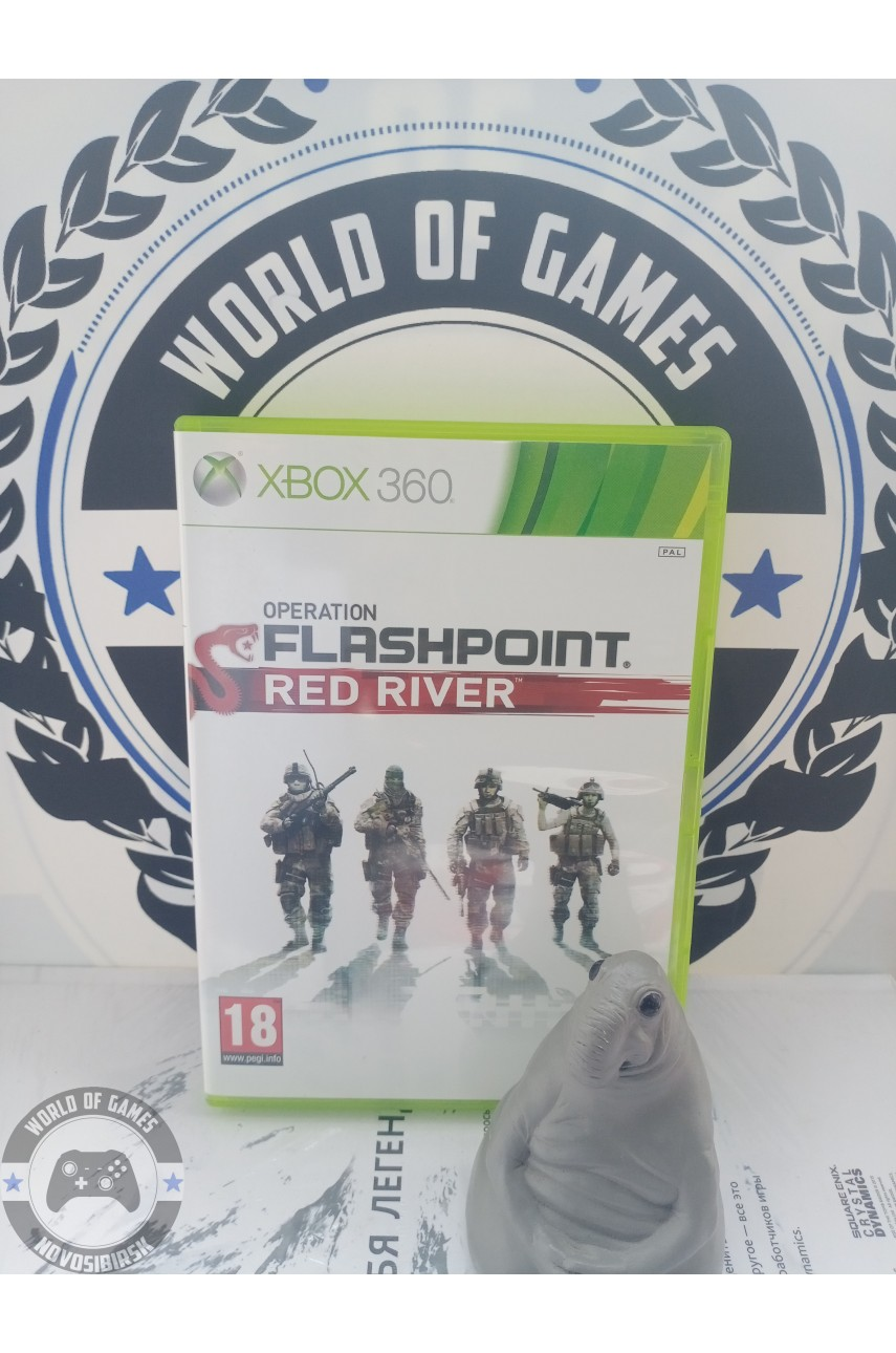 Operation Flashpoint Red River [Xbox 360]