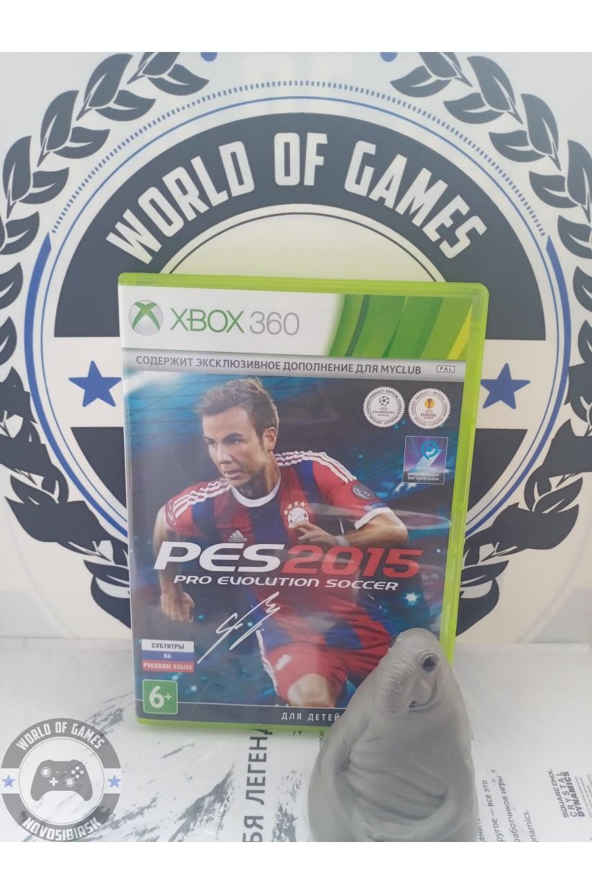 PES 2015 [Xbox 360]
