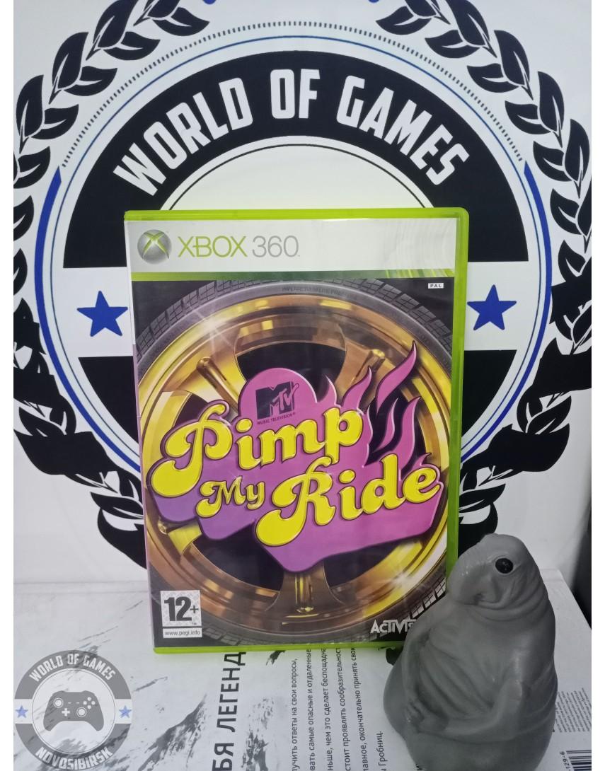 Pimp My Ride [Xbox 360]