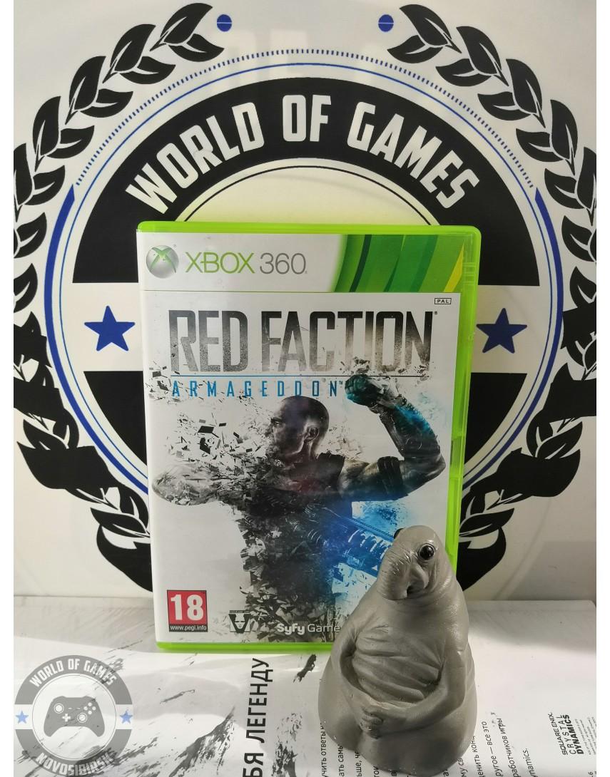 Red Faction Armageddon [Xbox 360]