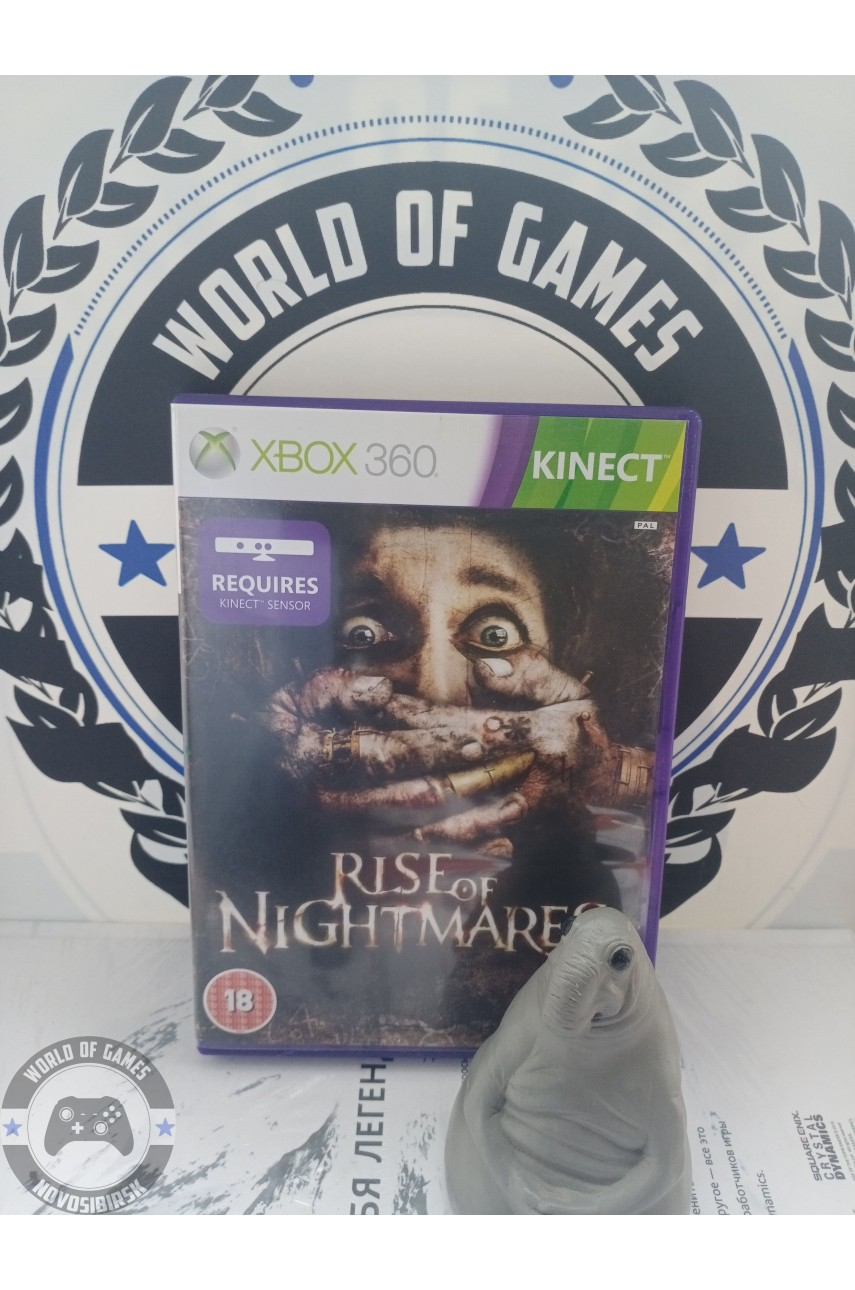 Rise of Nightmares [Xbox 360]