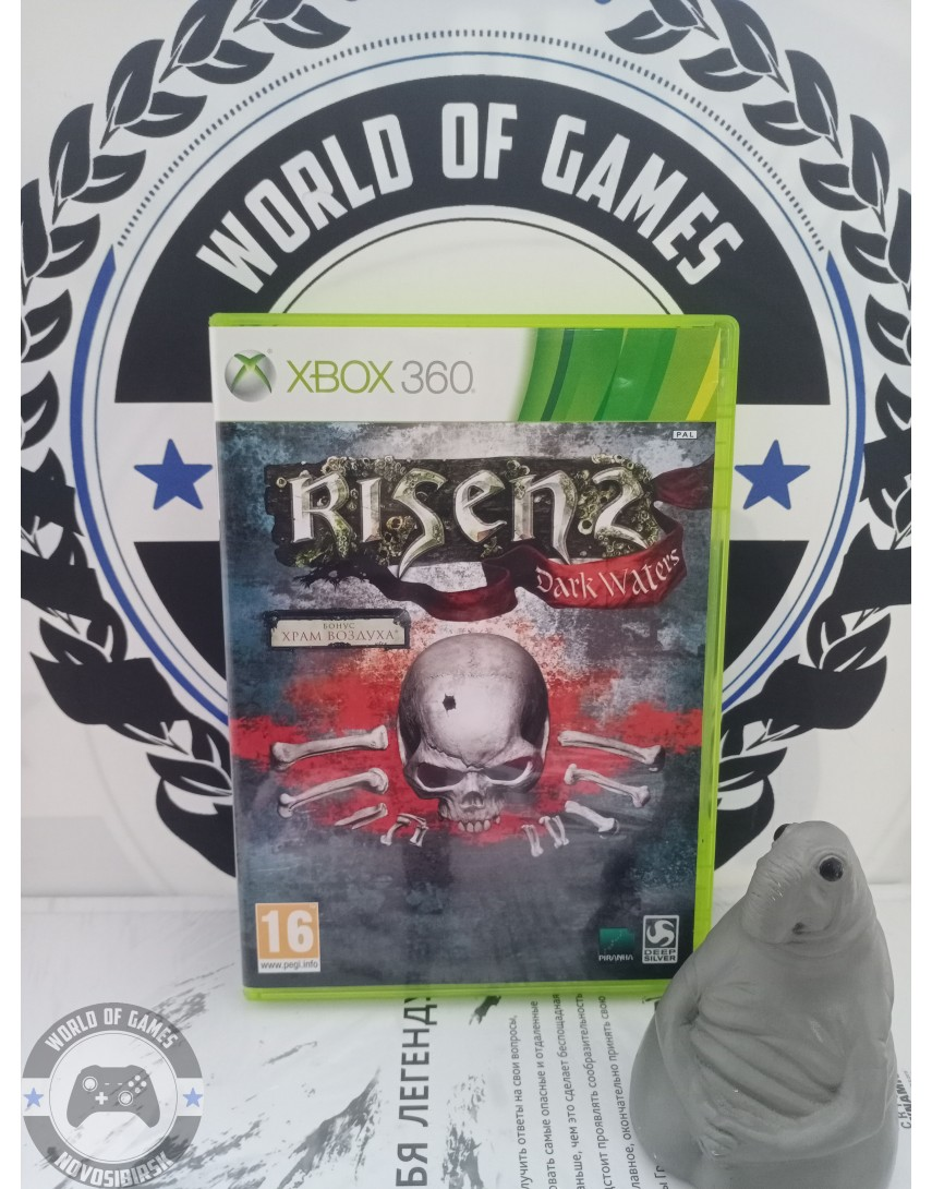 Risen 2 Dark Waters  [Xbox 360]