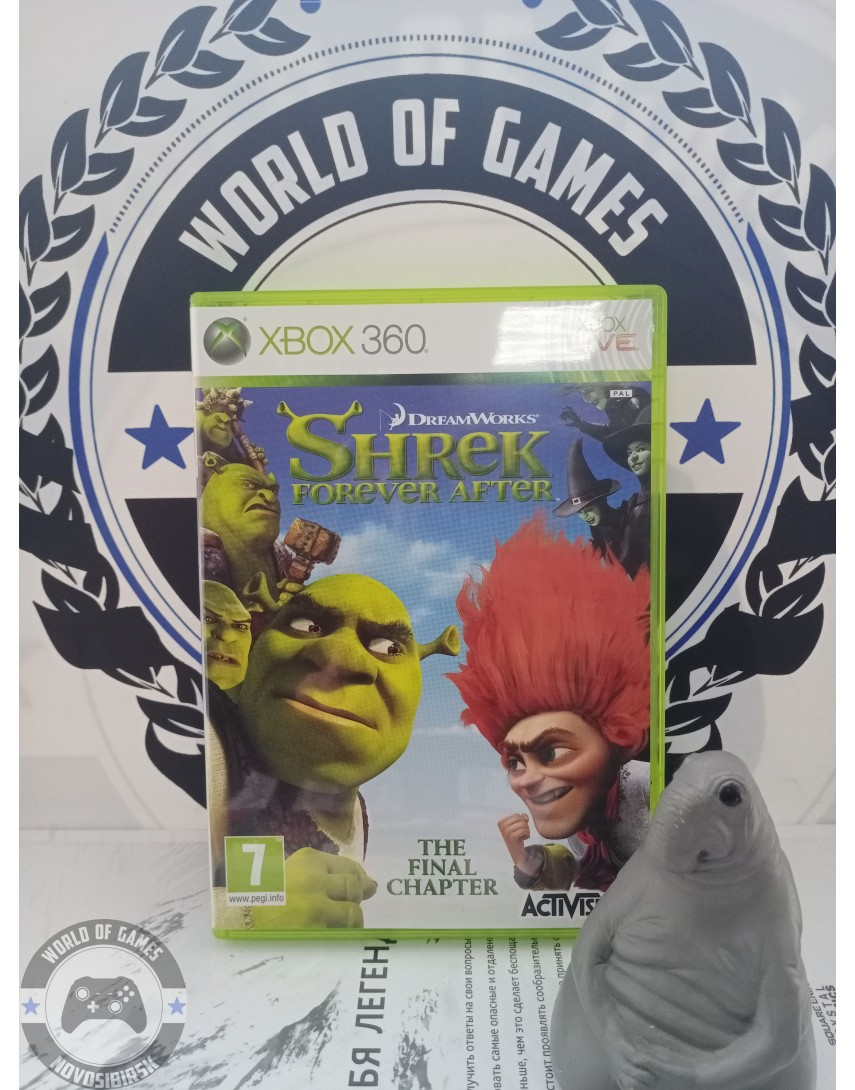 Shrek Forever After The Game [Xbox 360]