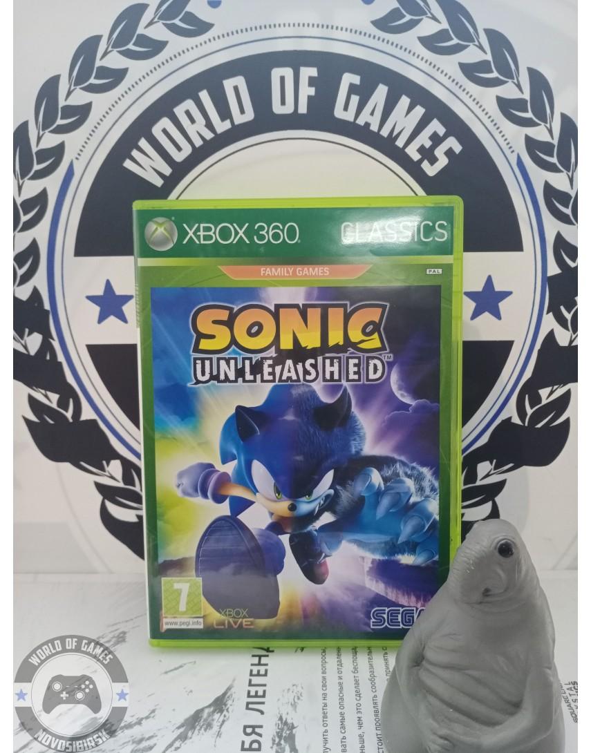 Sonic Unleashed [Xbox 360]