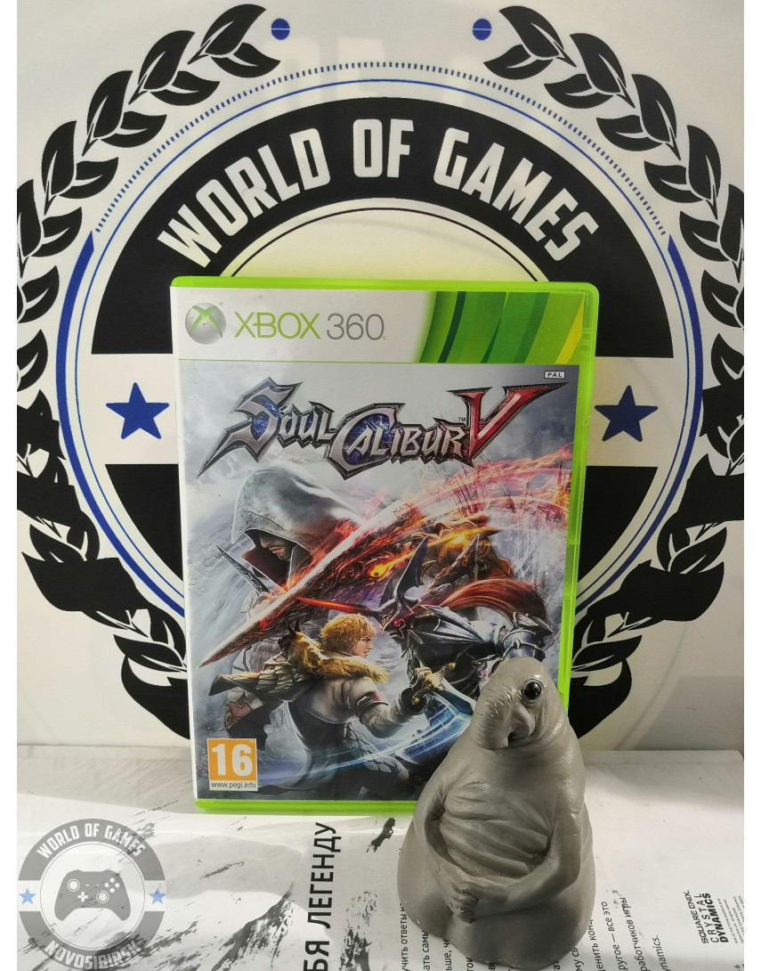 SoulCalibur 5 [Xbox 360]