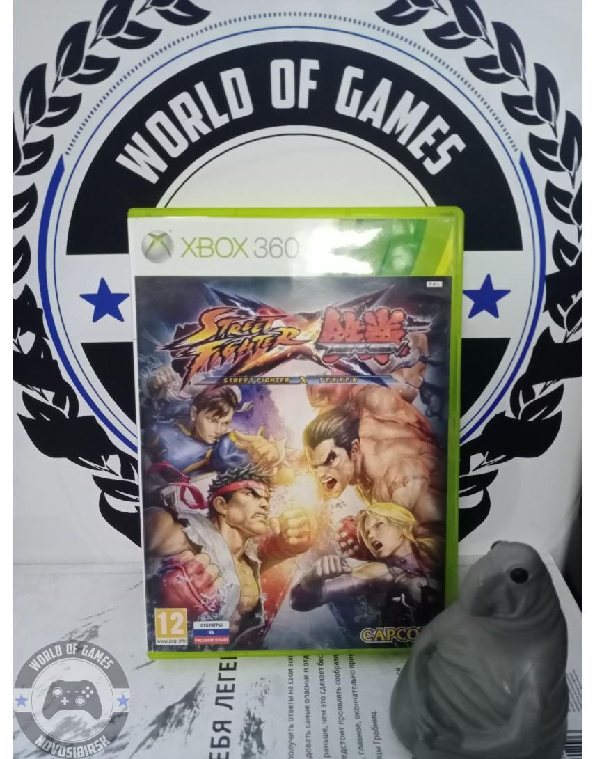 Street Fighter x Tekken [Xbox 360]