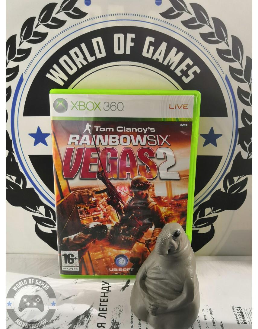 Tom Clancy's Rainbow Six Vegas 2 [Xbox 360]