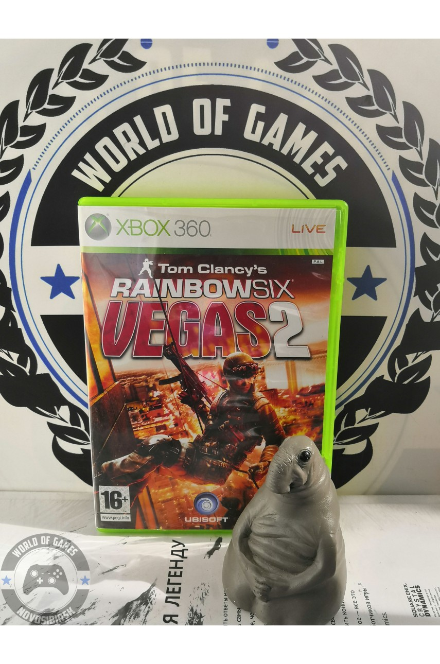 Tom Clancy's Rainbow Six Vegas 2 [Xbox 360]
