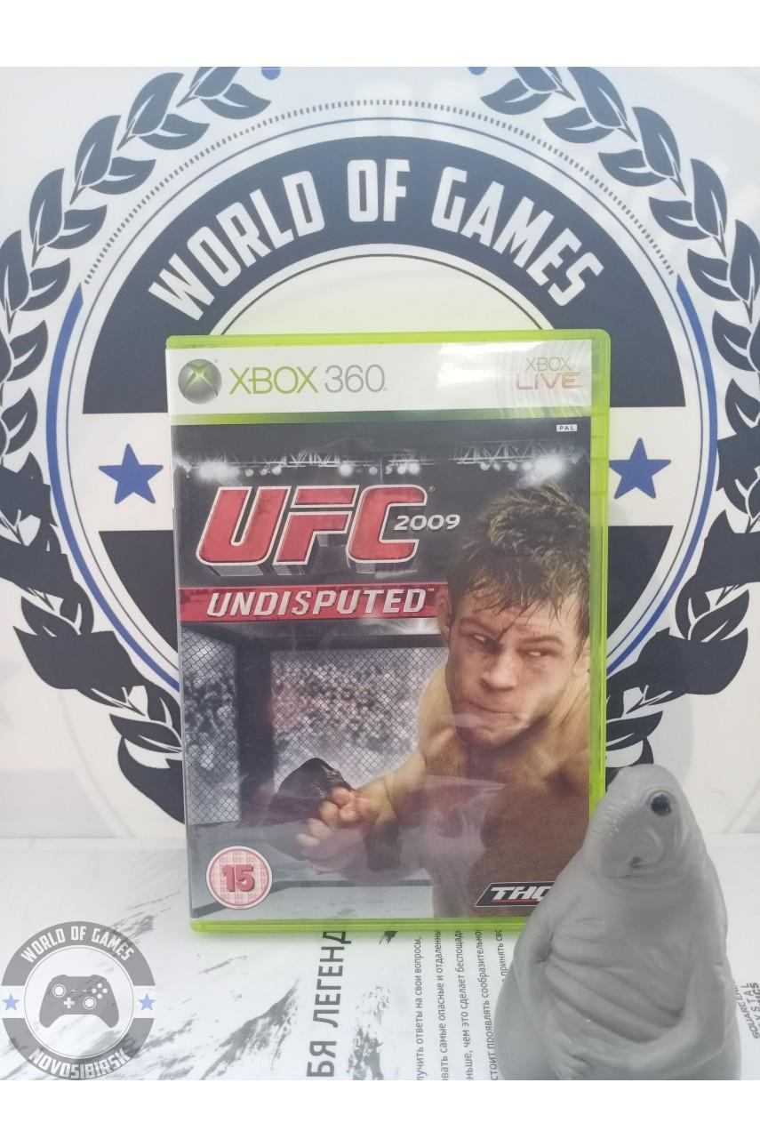 UFC 2009 [Xbox 360]