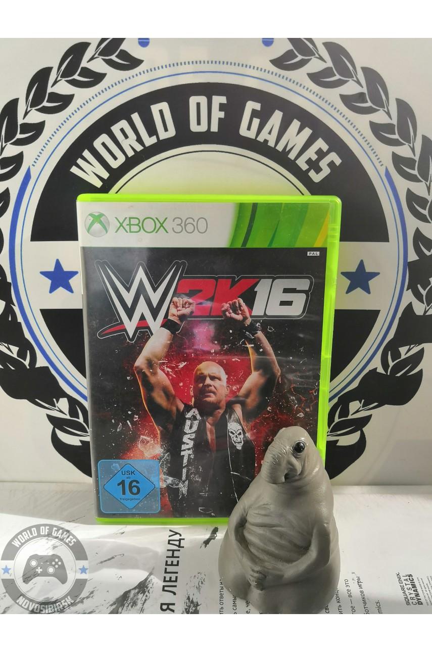 W2K16 [Xbox 360]