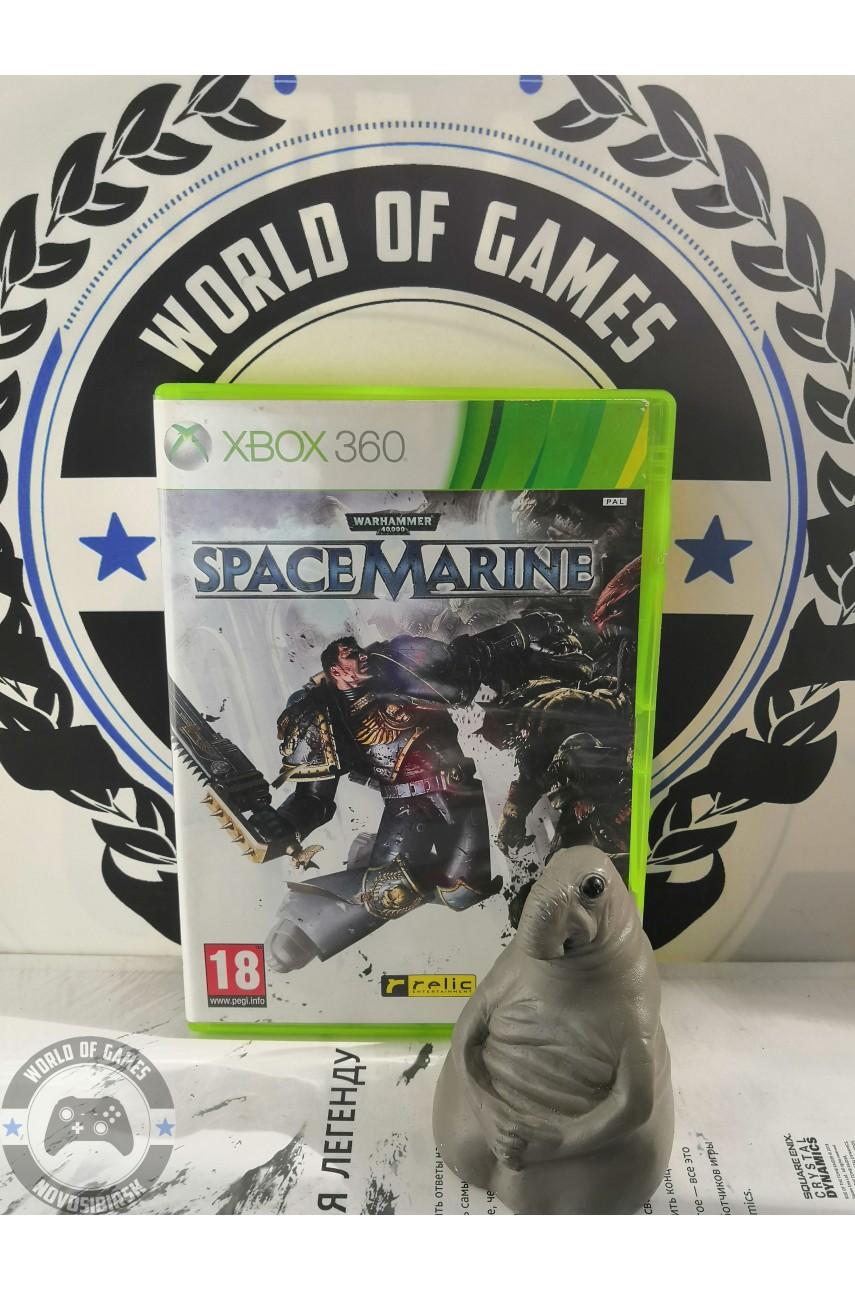 Warhammer 40000 Space Marine [Xbox 360]