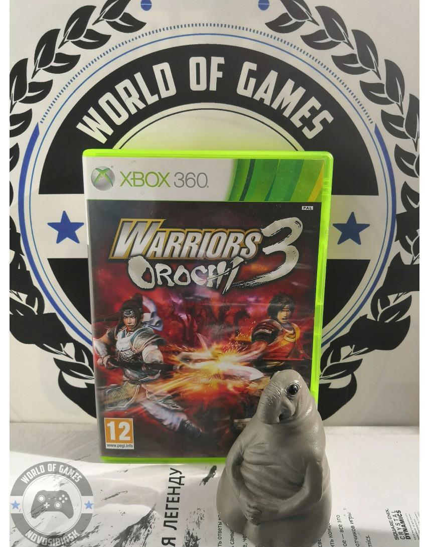 Warriors Orochi 3 [Xbox 360]