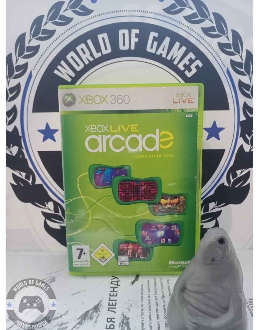 Xbox Live Arcade [Xbox 360]