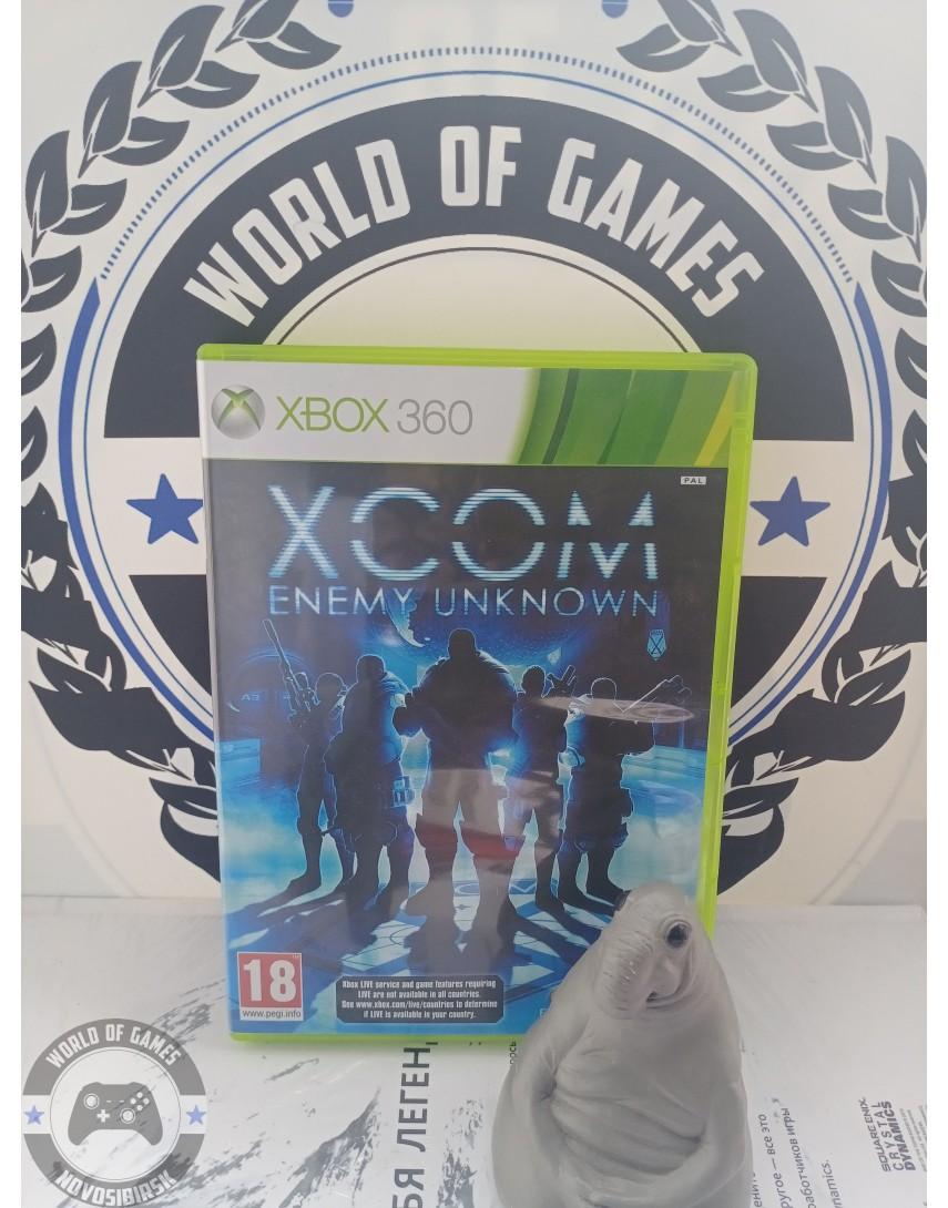 XCOM Enemy Unknown [Xbox 360]
