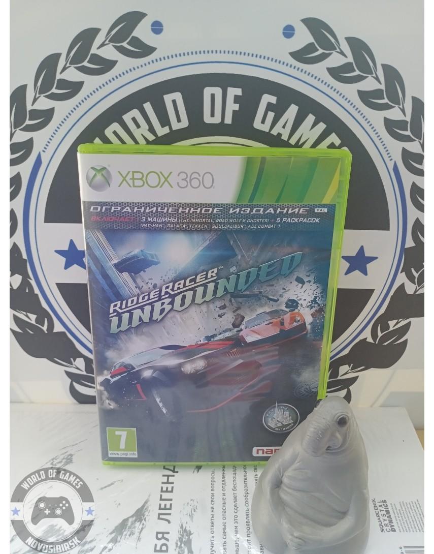 Ridge Racer Unbounded [Xbox 360]