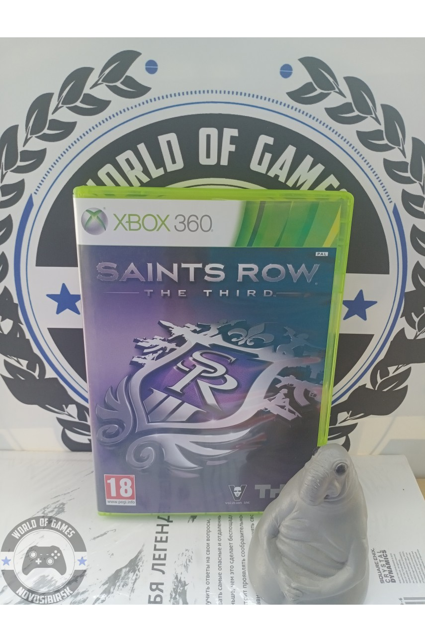 Saints Row The Third [Xbox 360]