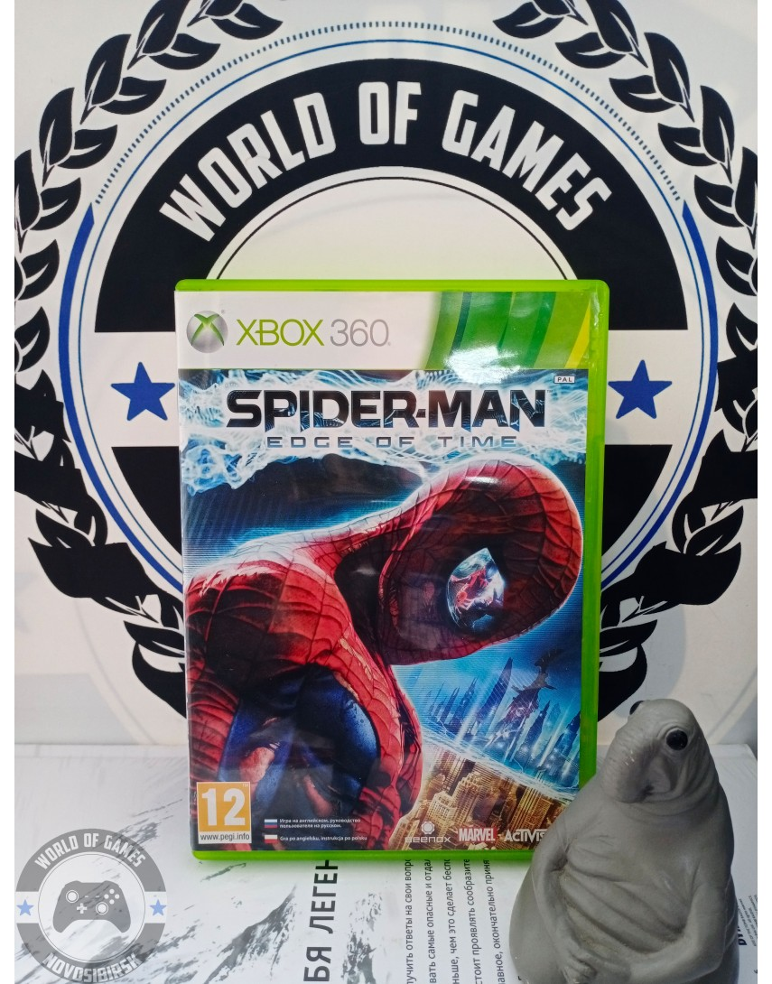 Spider-Man Edge of Time [Xbox 360]