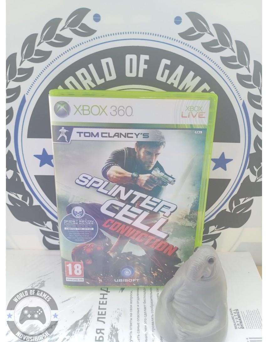 Tom Clancy's Splinter Cell Conviction [Xbox 360]