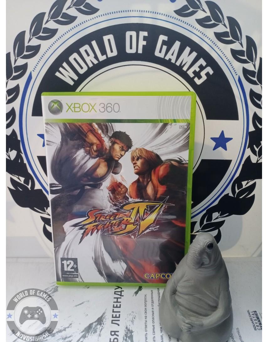 Street Fighter 4 [Xbox 360]