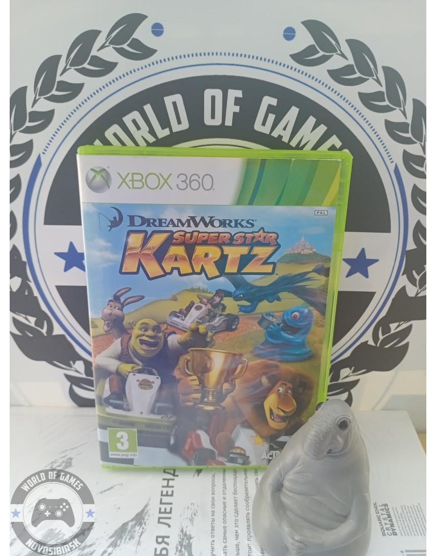 DreamWorks Super Star Kartz [Xbox 360]