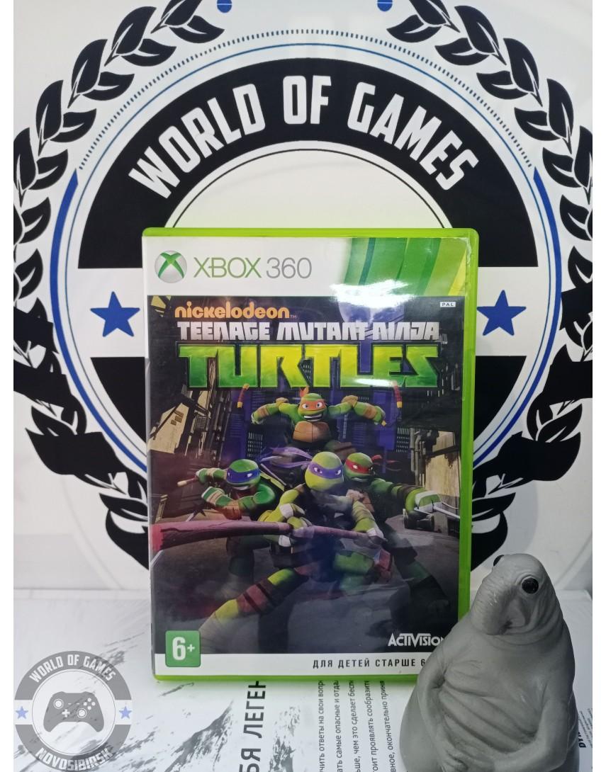 Teenage Mutant Ninja Turtles [Xbox 360]