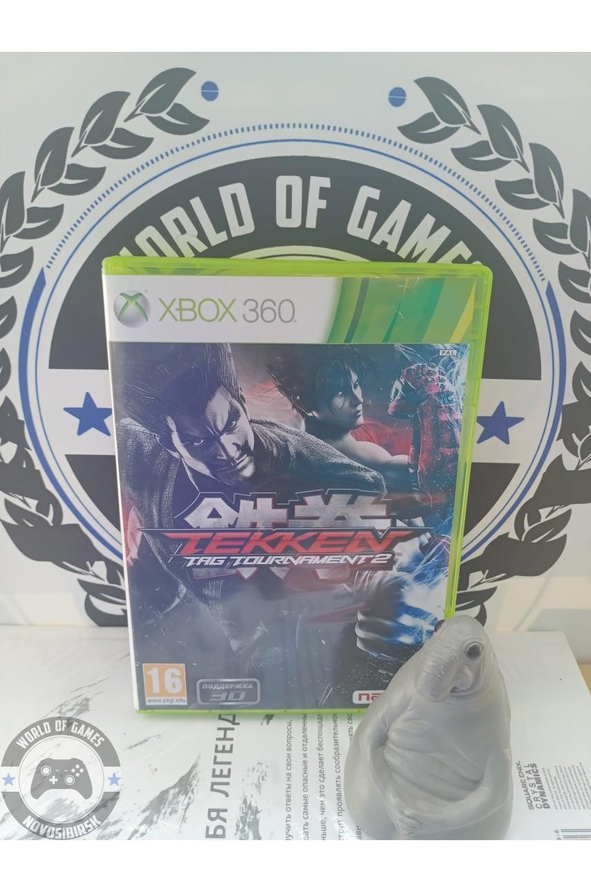 Tekken Tag Tournament 2 [Xbox 360]
