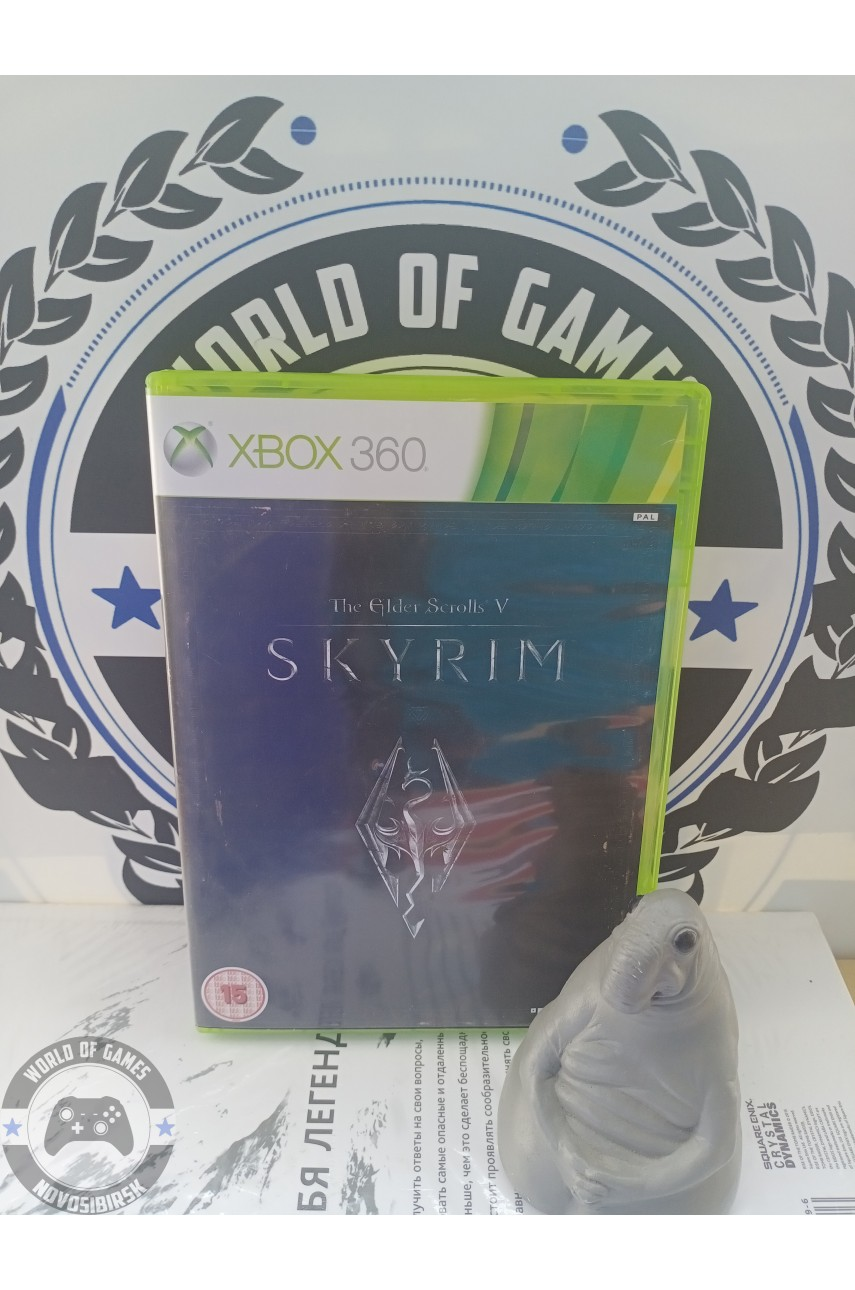 The Elder Scrolls 5 Skyrim [Xbox 360]