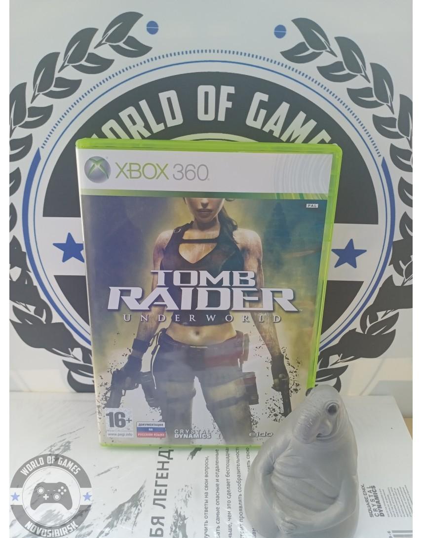 Tomb Raider Underworld [Xbox 360]