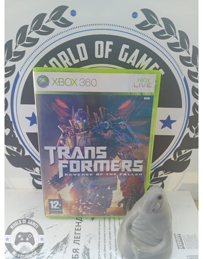 Transformers Revenge of the Fallen [Xbox 360]