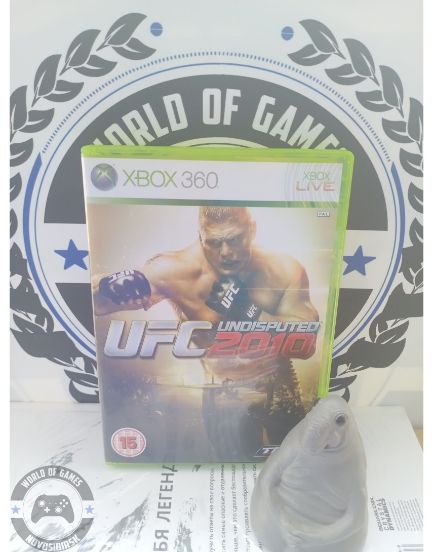 UFC 2010 [Xbox 360]