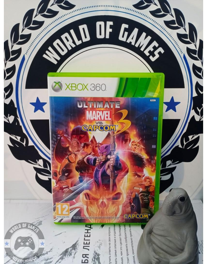 Ultimate Marvel vs. Capcom 3 [Xbox 360]