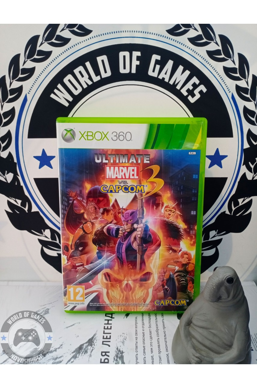 Ultimate Marvel vs. Capcom 3 [Xbox 360]