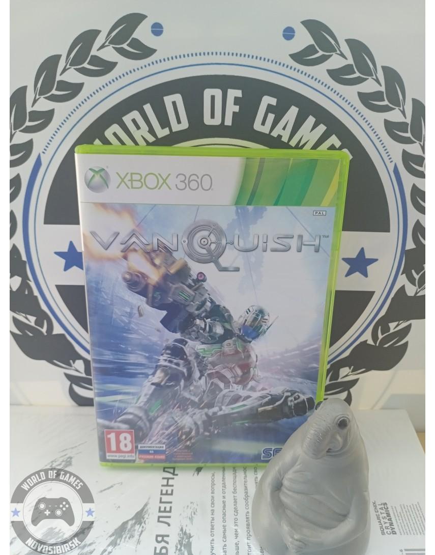 Vanquish [Xbox 360]