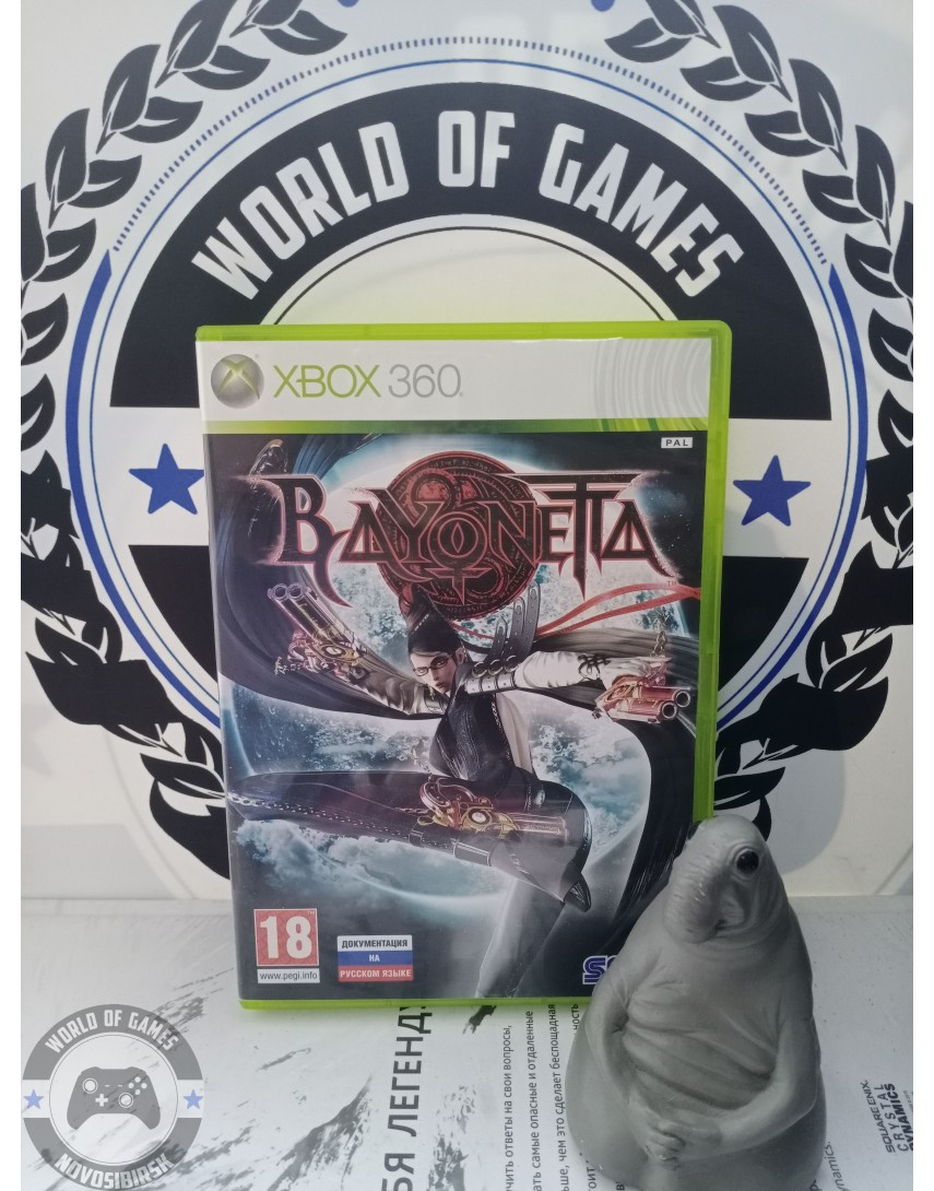 Bayonetta [Xbox 360]