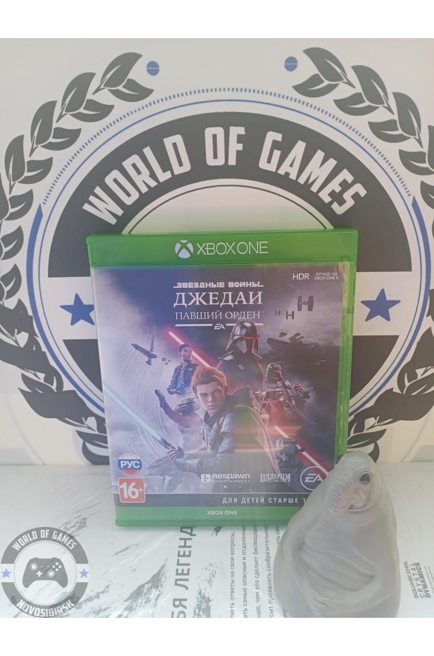 Звездные войны Джедаи Павший Орден [Xbox One]