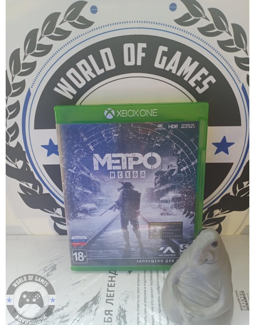 Метро Исход [Xbox One]