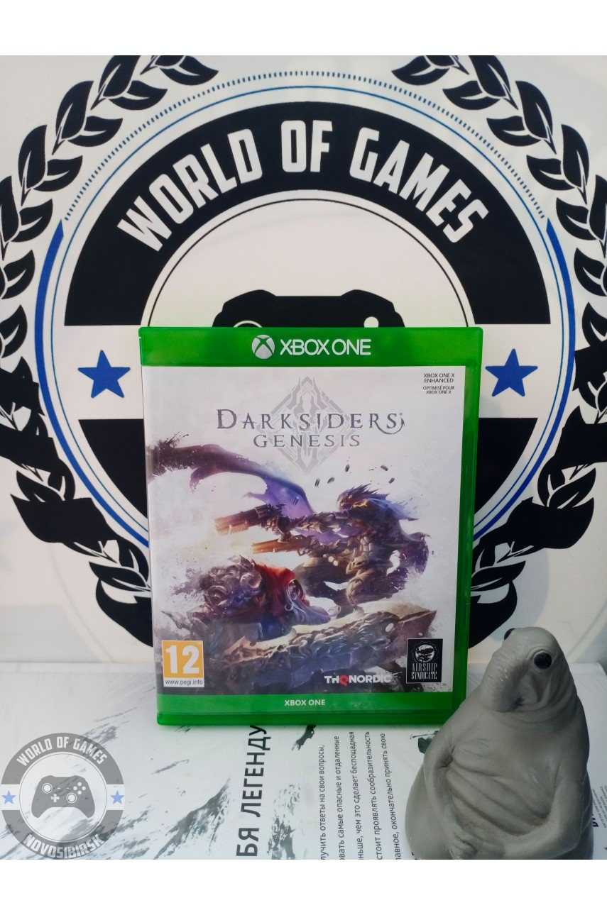 Darksiders Genesis [Xbox One]