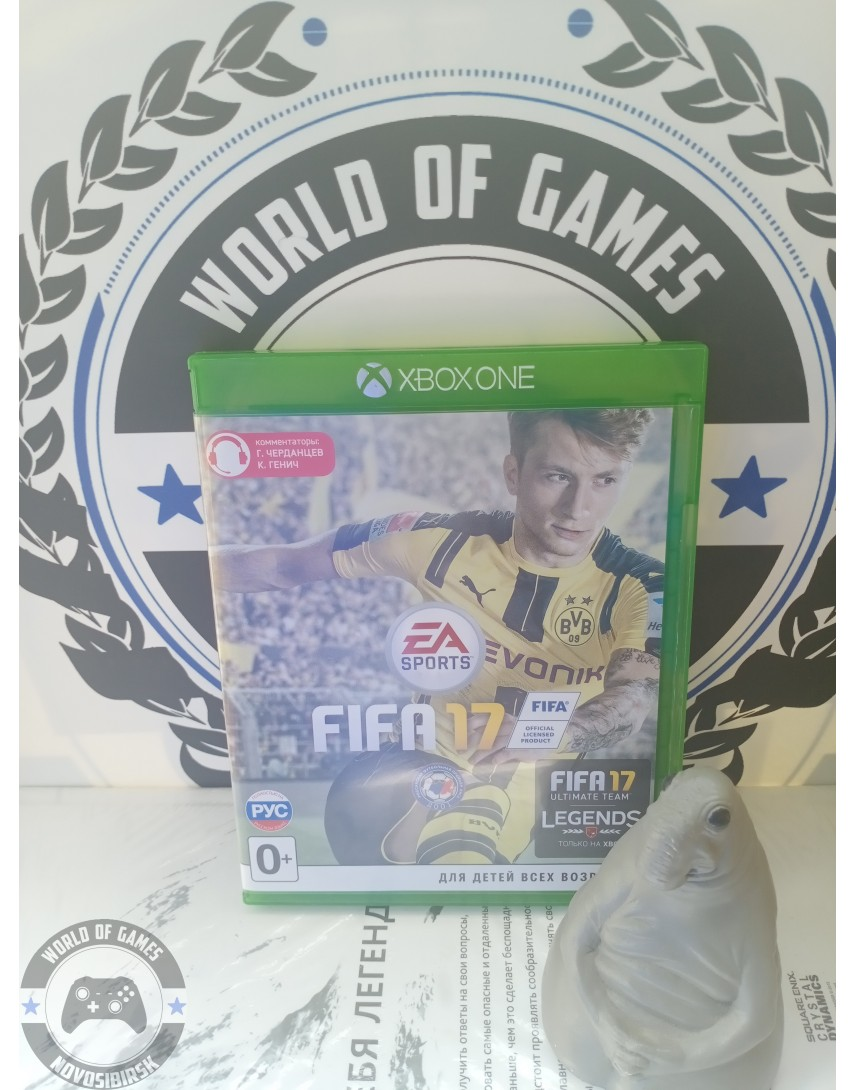 FIFA 17 [Xbox One]