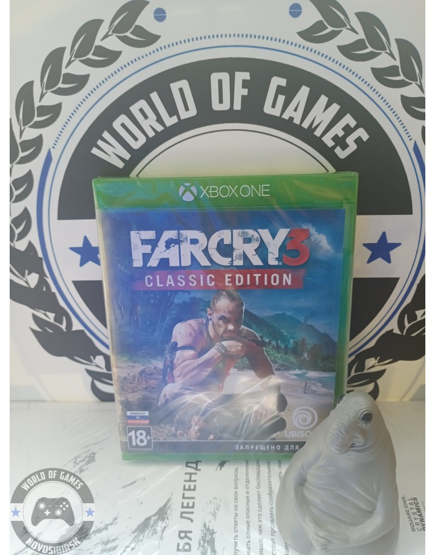 Far Cry 3 [Xbox One]