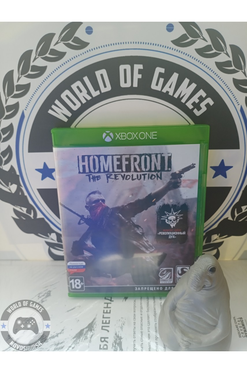 Homefront The Revolution [Xbox One]