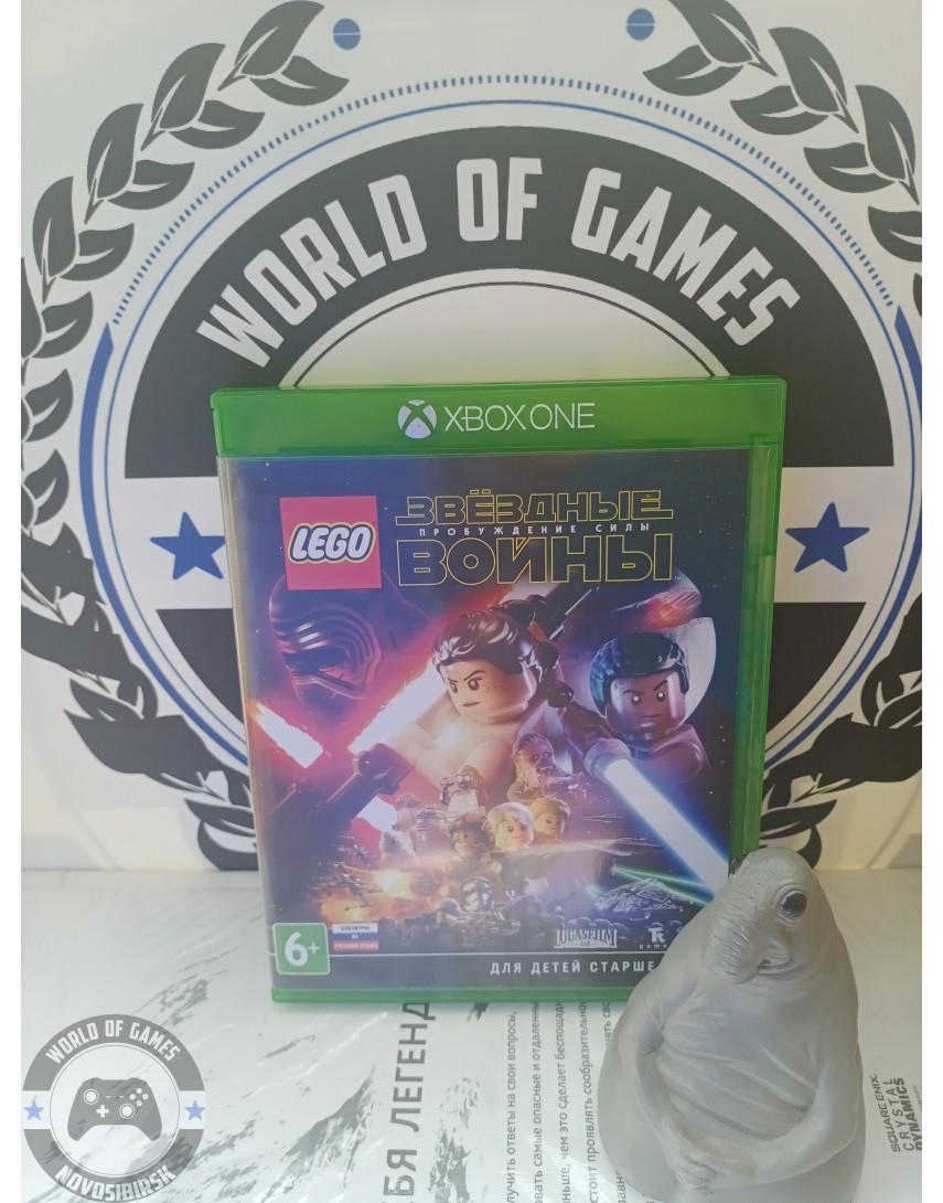 LEGO Star Wars The Force Awakens [Xbox One]