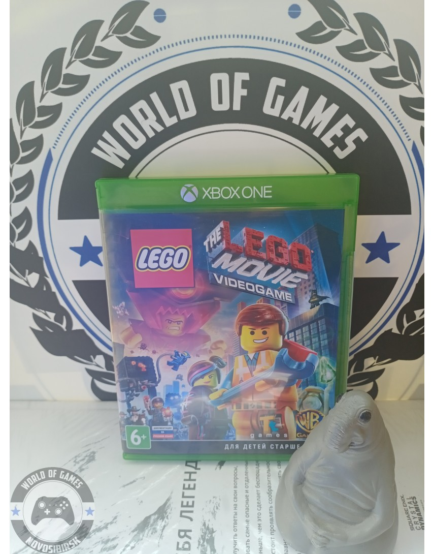 LEGO Movie Videogame [Xbox One]