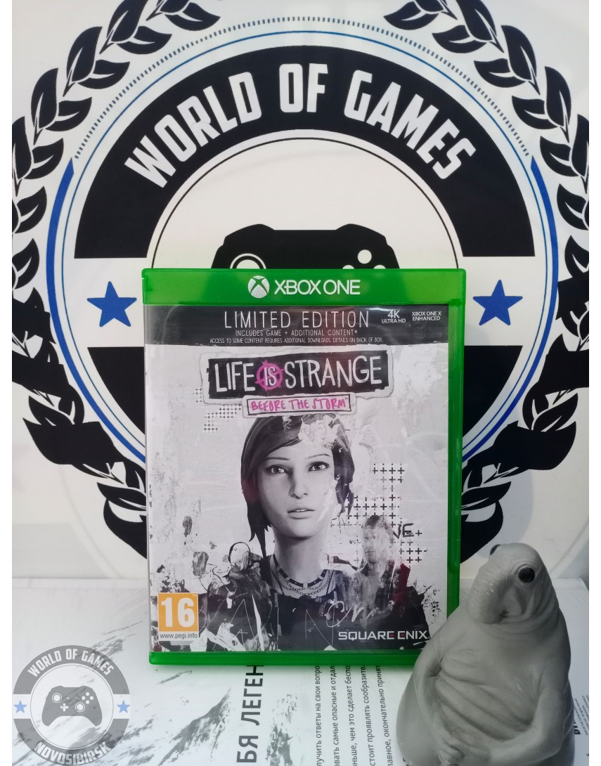 Life is Strange Before the Storm [Xbox One]