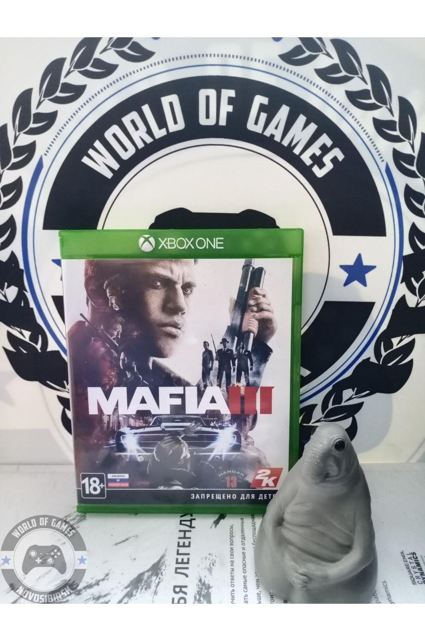 Mafia 3 [Xbox One]