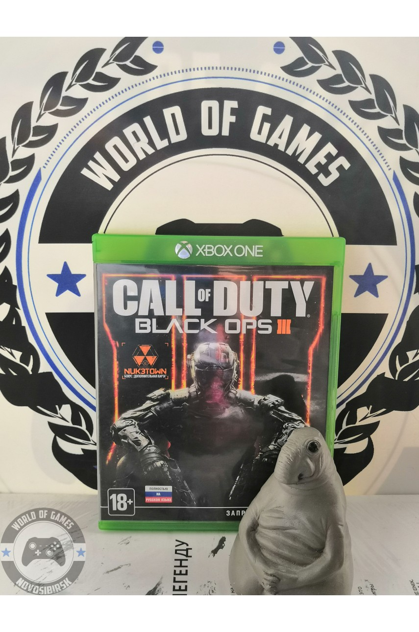 Call of Duty Black Ops 3 [Xbox One]