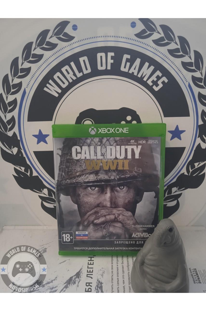 Call of Duty WW2 [Xbox One]